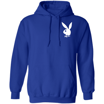Playboy Bunny Hoodie - Royal - Worldwide Shipping - NINONINE
