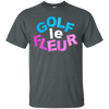 Golf Le Fleur Shirt - Dark Heather - Shipping Worldwide - NINONINE