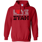 Love Is Stronger Than Hate Hoodie