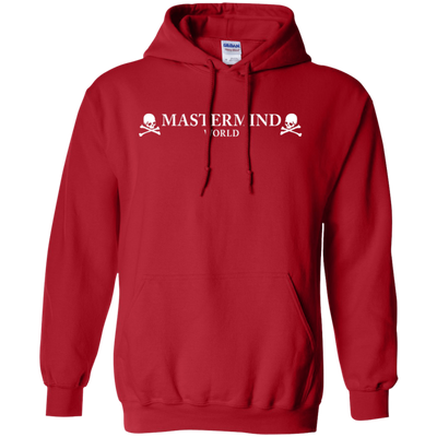 Mastermind World Hoodie - Red - Shipping Worldwide - NINONINE