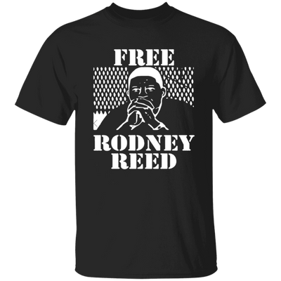 Free Rodney Reed T Shirt - Black - Worldwide Shipping - NINONINE