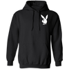 Playboy Bunny Hoodie - Black - Worldwide Shipping - NINONINE