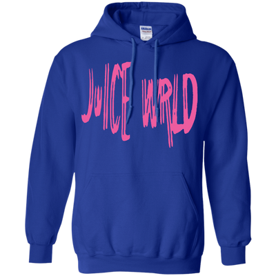 Juice Wrld Hoodie V2 - Royal - Shipping Worldwide - NINONINE