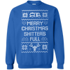 Shitters Full Sweater - Royal - Shipping Worldwide - NINONINE
