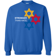 Pittsburgh Stronger Than Hate Sweater Sweatshirt