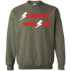 Sabbath Worship Sweater - Military Green - Shipping Worldwide - NINONINE