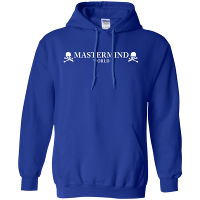 Mastermind World Hoodie - Royal - Shipping Worldwide - NINONINE