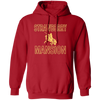 Strawberry Mansion Hoodie - Red - Worldwide Shipping - NINONINE