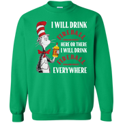 Cat In The Hat Fireball Sweater