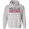 Can You Wear A Candidate Hoodie To Vote - Ash - Shipping Worldwide - NINONINE