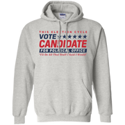 Can You Wear A Candidate Hoodie To Vote