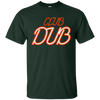 Club Dub Shirt - Forest - Shipping Worldwide - NINONINE