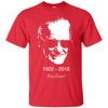 Stan Lee Shirt - Red - Shipping Worldwide - NINONINE