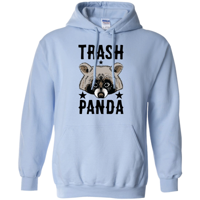 Trash Panda Hoodie - Light Blue - Shipping Worldwide - NINONINE
