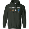 Same Crime Hoodie 2 - Forest Green - Shipping Worldwide - NINONINE