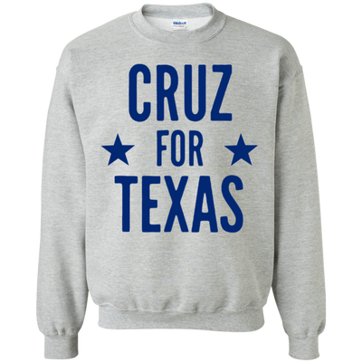 Ted Cruz Sweater - Sport Grey - Shipping Worldwide - NINONINE