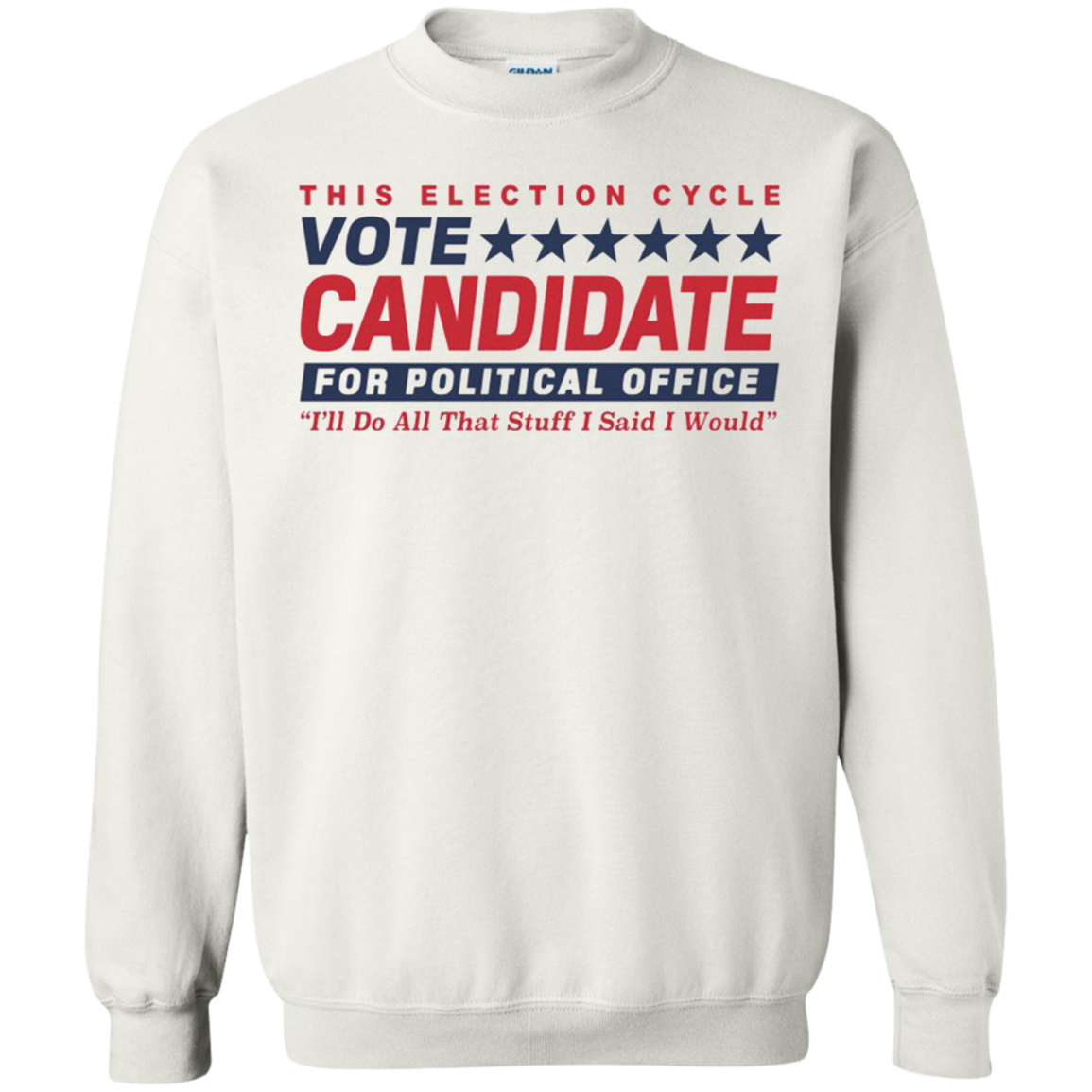 Can You Wear A Candidate Sweater To Vote