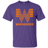 Whataburger Shirt - Purple - Shipping Worldwide - NINONINE