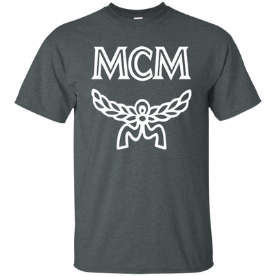 MCM 2018 Shirt - Dark Heather - Shipping Worldwide - NINONINE