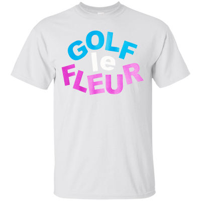 Golf Le Fleur Shirt - White - Shipping Worldwide - NINONINE