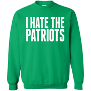 I Hate The Patriots Sweater