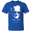 Stan Lee Shirt - Royal - Shipping Worldwide - NINONINE