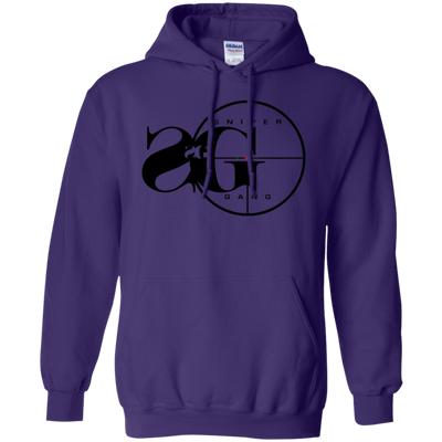Sniper Gang Hoodie Light - Purple - Shipping Worldwide - NINONINE