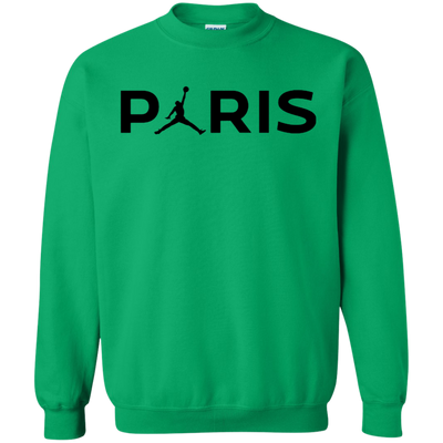 Psg Jordan Sweater Light - Irish Green - Shipping Worldwide - NINONINE