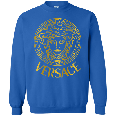 Versace Sweatshirt - Royal - Shipping Worldwide - NINONINE