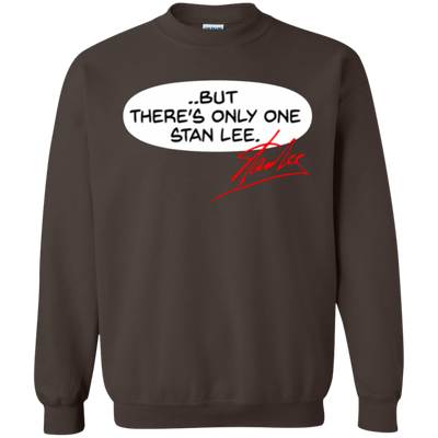 But There's Only One Stan Lee Sweater - Dark Chocolate - Shipping Worldwide - NINONINE