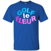 Golf Le Fleur Shirt - Royal - Shipping Worldwide - NINONINE