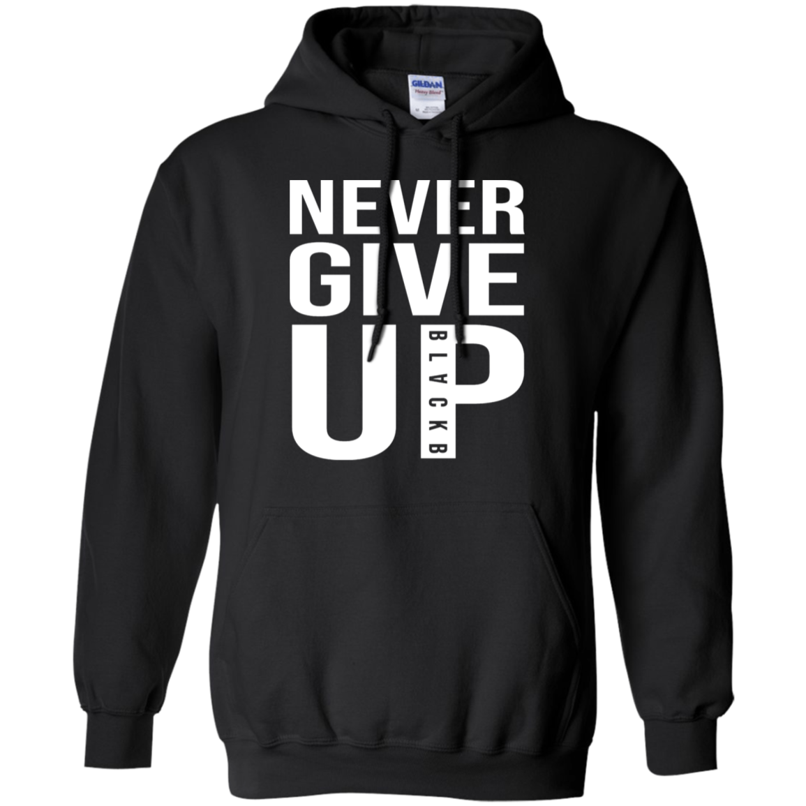 Salad Never Give Up Hoodie
