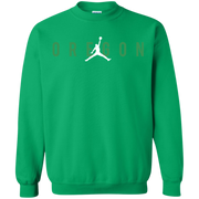 Oregon Jordan Sweater