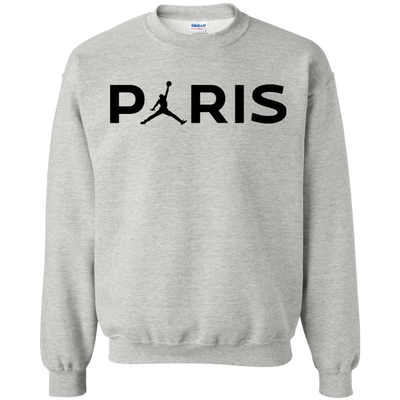 Psg Jordan Sweater Light - Ash - Shipping Worldwide - NINONINE