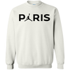 Psg Jordan Sweater Light - White - Shipping Worldwide - NINONINE