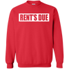 Rents Due Sweater - Red - Shipping Worldwide - NINONINE