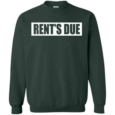 Rents Due Sweater - Forest Green - Shipping Worldwide - NINONINE