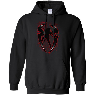 Roman Reigns Hoodie Dark - Black - Shipping Worldwide - NINONINE