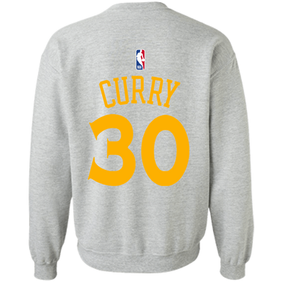 Stephen Curry 30 Sweater - Sport Grey - Shipping Worldwide - NINONINE