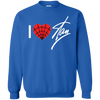 I Love Stan Lee Sweater - Royal - Shipping Worldwide - NINONINE