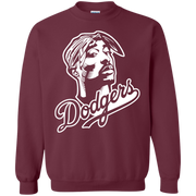 Tupac Dodgers Sweater