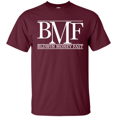 Bmf Shirt - Maroon - Shipping Worldwide - NINONINE