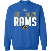 Rams Super Bowl Sweatshirt