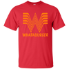 Whataburger Shirt - Red - Shipping Worldwide - NINONINE
