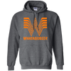 Whataburger Hoodie - Dark Heather - Shipping Worldwide - NINONINE