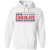 Can You Wear A Candidate Hoodie To Vote - White - Shipping Worldwide - NINONINE