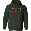 Loser Lover Hoodie - Forest Green - Shipping Worldwide - NINONINE