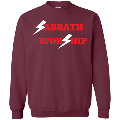 Sabbath Worship Sweater - Maroon - Shipping Worldwide - NINONINE