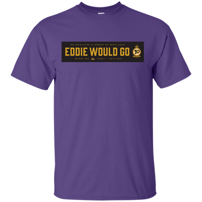 Eddie Aikau Shirt - Purple - Shipping Worldwide - NINONINE