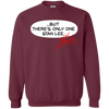 But There's Only One Stan Lee Sweater - Maroon - Shipping Worldwide - NINONINE